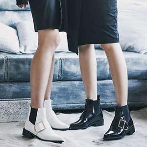 W Concept:Rachel Cox Ankle boots