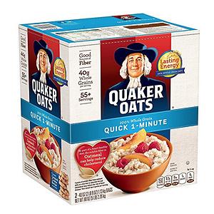 Quaker Quick 1-Minute Oatmeal