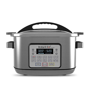 Instant Pot 8 Qt Aura Pro Multi-Use Programmable Multicooker with Sous Vide