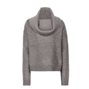ACNE STUDIOS Cowl-neck mohair-blend sweater