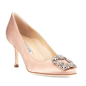 Neiman Marcus: Up to $275 OFF Manolo Blahnik Purchase