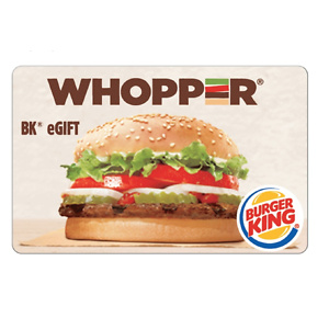 Burger King eGift Card