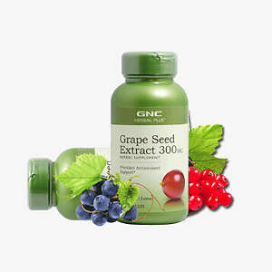 GNC: Up to 67% OFF Grapeseed Flash Sale