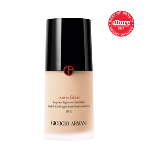 Giorgio Armani Beauty POWER FABRIC FOUNDATION #4