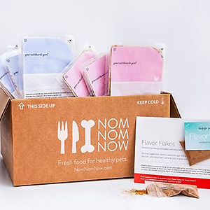 NomNomNow, Inc: $80 off 4 orders