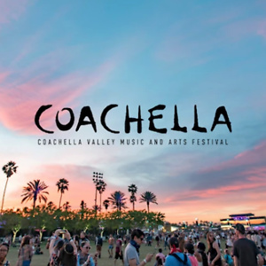 2020 Coachella Starting from $527 for 3 Day Pass