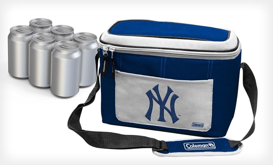 Groupon: Coleman MLB冷饮保冷包