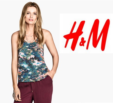 H&M: Women's Tops From $5.95