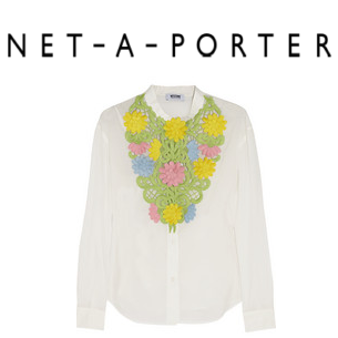 Net-A-Porter:Moschino Cheap and Chic 服饰高达70% OFF