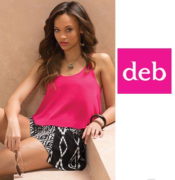 DEB Shops: 全场高达50% OFF