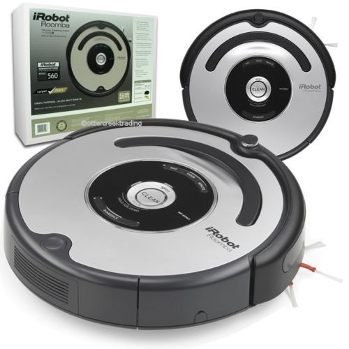 iRobot Roomba 560 Automatic Vacuum Cleaner Robot Includes Dock(Manufacturer refurbished)