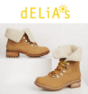 dELiA*s: Select Women's Boots From $15