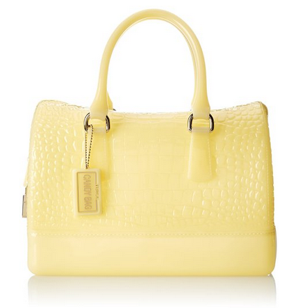 Furla Candy M Satchel Top Handle Bag