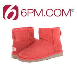 6pm: UGG Classic Mini Up to 34% OFF