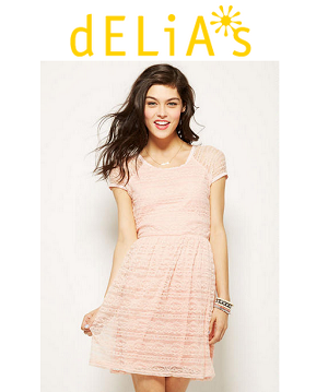 dELiA*s: Extra 50% OFF Clearance