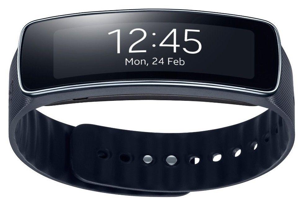 Samsung Galaxy Gear Fit SM-R350 (Black) Smartwatch