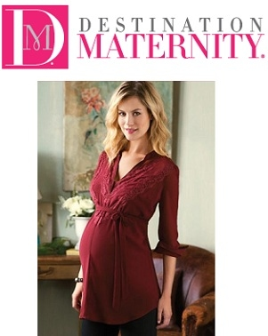 Destination Maternity: Up to 50% OFF Sale items