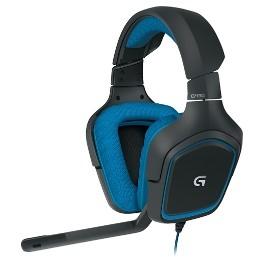 Logitech 罗技 G430 头戴式游戏耳机