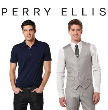 Perry Ellis: 精选产品享40% OFF