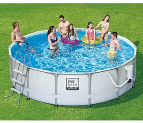 """ProSeries 14' X 42"""" 户外泳池"""