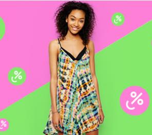 ASOS: 夏季时尚单品可享 25% OFF