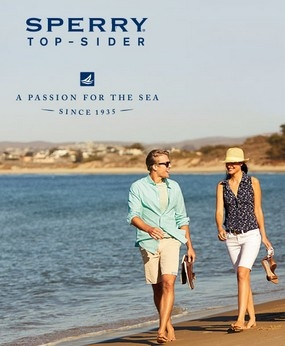 6pm: Sperry Top-Sider 男鞋 Up to 56% OFF