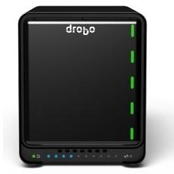 Amazon Gold Box 今日特卖:Drobo 5N 5-Bay NAS Storage Array,Gigabit Ethernet 硬盘阵列(DRDS4A21)