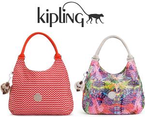 Kipling:正价商品满$150立减$30