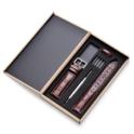 Skydon 高品质短吻鳄鱼皮表带,配备换表带工具