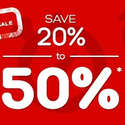 Hotels.com: Up to 50% off