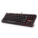 Redragon K552 Mechanical Gaming Keyboard Compact 87 Key Mechanical Computer Keyboard KUMARA USB Wired Cherry MX Blue Equivalent Switches for Windows PC Gamers $27.99,free shipping