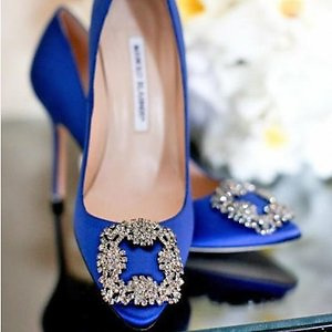 Neiman Marcus Up to $300 Gift Card Manolo Blahnik Purchase