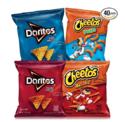 Frito-Lay Doritos&Cheetos混合多种口味 40包,现点击coupon后