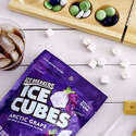 ICE BREAKERS Ice Cubes Sugar Free Gum, Arctic Grape, 100 Count