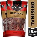 Amazon: Jack Link's Beef Jerky,(2) 9 oz. Bags