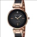 Anne Klein Women's Diamond-Accented Dial Bangle Watch $32.72