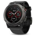 大降!史低价!Garmin Fenix 5X蓝宝石版智能手表,黑色表带 $299.99 免运费