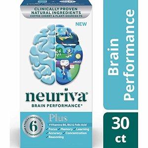 Neuriva Nootropic Brain Support Supplement