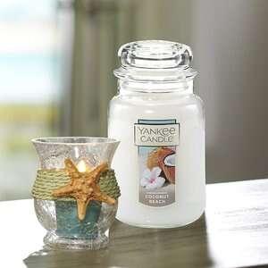 Yankee Candle 大号蜡烛香薰 海边椰子味 $8.99$17.59