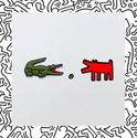 Lacoste: Lacoste x Keith Haring Collaboration