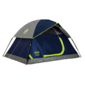 Coleman 圆顶户外易搭建帐篷