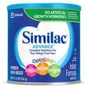 Walmart: Similac Advance Infant Formula with Iron, Powder, 12.4 oz
