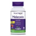 Natrol Melatonin Fast Dissolve Tablets, Strawberry Flavor, 10mg, 200 Count $12.93