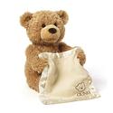 Gund Peek-A-Boo Teddy Bear