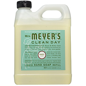 Mrs. Meyers Liquid Hand Soap 33oz