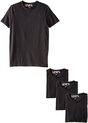 Levi's Men's 100 Series 4-Pack Knit Crew Neck T-Shirt