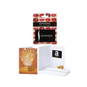 $50 Sephora Card and $10 Amazon Gift Card