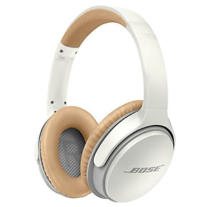 Bose SoundLink around-ear II 无线头戴耳机