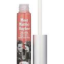 theBalm Meet Matte Hughes Lip Color