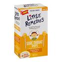 Little Remedies Sore Throat Pops, 10 Count